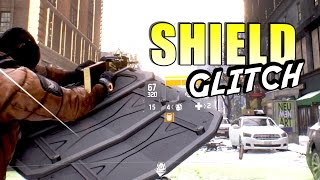 The Division - SHIELD Glitch (How to use a Primary Weapon with the Shield)