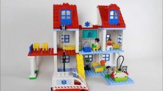 LEGO Duplo Big City Hospital 5795