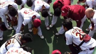 2014/3/4 プロ野球オープン戦 倉敷マスカットスタジアム 楽天vsロッテ戦...