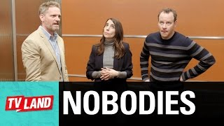 Nobodies | Unsolicited Elevator Advice from Horny Maintenance | TV Land