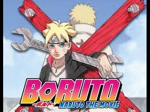 Boruto - Naruto The Movie To Hit The UK By Storm