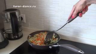 Летний овощной суп;)