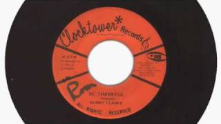 Download (1975) Bunny Clarke: Be Thankful (Custom Discomix) MP3 song and Music Video