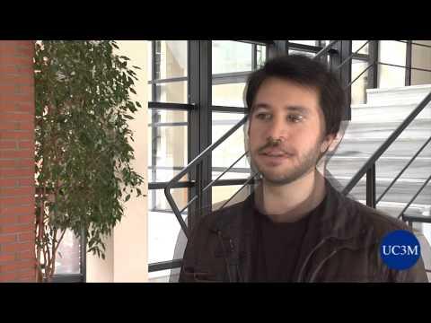 Entrevista a estudiantes Erasmus UC3M: Alberto Abel (Erasmus en U. Lausanne, Suiza)