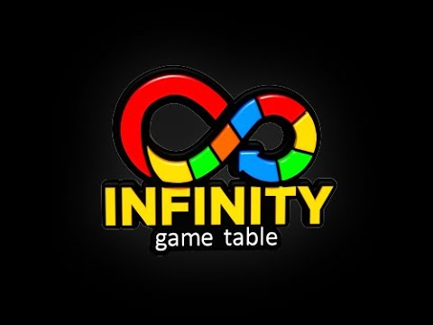 Infinity Game Table Teaser from Arcade1Up from Arcade1Up Official