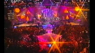 """1993 ZDF Pop Show - UB40 """"I Cant Help Falling In Love"""" Live"""