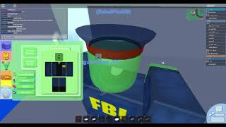 Roblox Codes For Clothes For Federal Bureau Of Investigation (FBI)