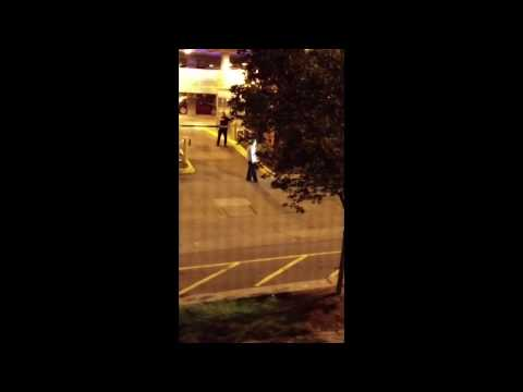RAW VIDEO: Georgia Tech police officer shoots student