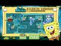 SpongeBob Atlantis SquareOff: Map 6 - Atlantis Suburbs