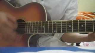 Em không quay về (Hoàng Tôn) guitar cover