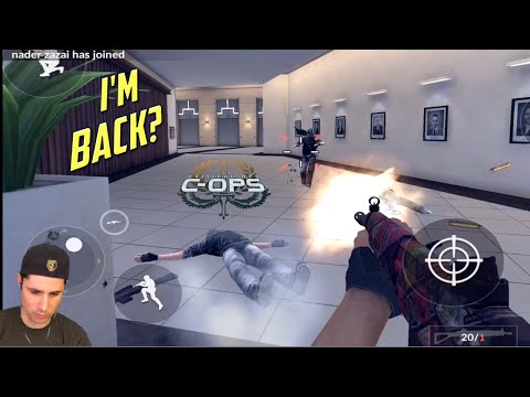 Save Critical Ops -  I'm Back? Pictures