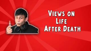 RJ Naved Prank Call 10 - Views on Life After Death