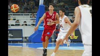 Roko Ukic vs. Spain (Eurobasket 2005)