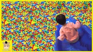 Playground Amusement Park Family Fun Play Area kids Nursery Rhymes Children Doll | MariAndKids Toys