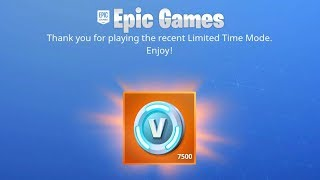 Solo Showdown *WINNER* Explains how he Won up to 50,000 V-BUCKS in Fortnite