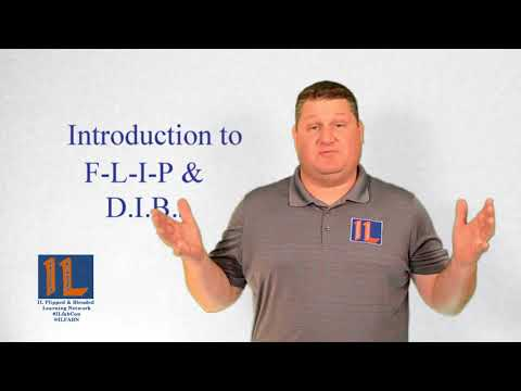 Flipped Learning and Digital Instruction Blocks Training Series