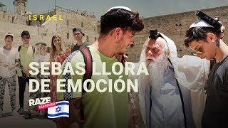 Sebas, Pautips, PaisaVlogs, Juana Martinez y Mario Ruiz llegan a Israel | Raze Takeover Israel