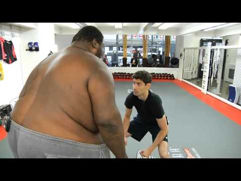 Ben Sumo Wrestles The The World