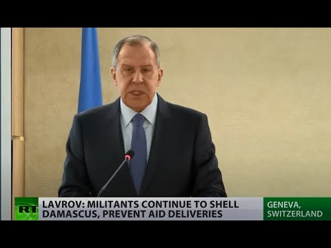 US must allow humanitarian access to parts of Syria under its control – Lavrov
