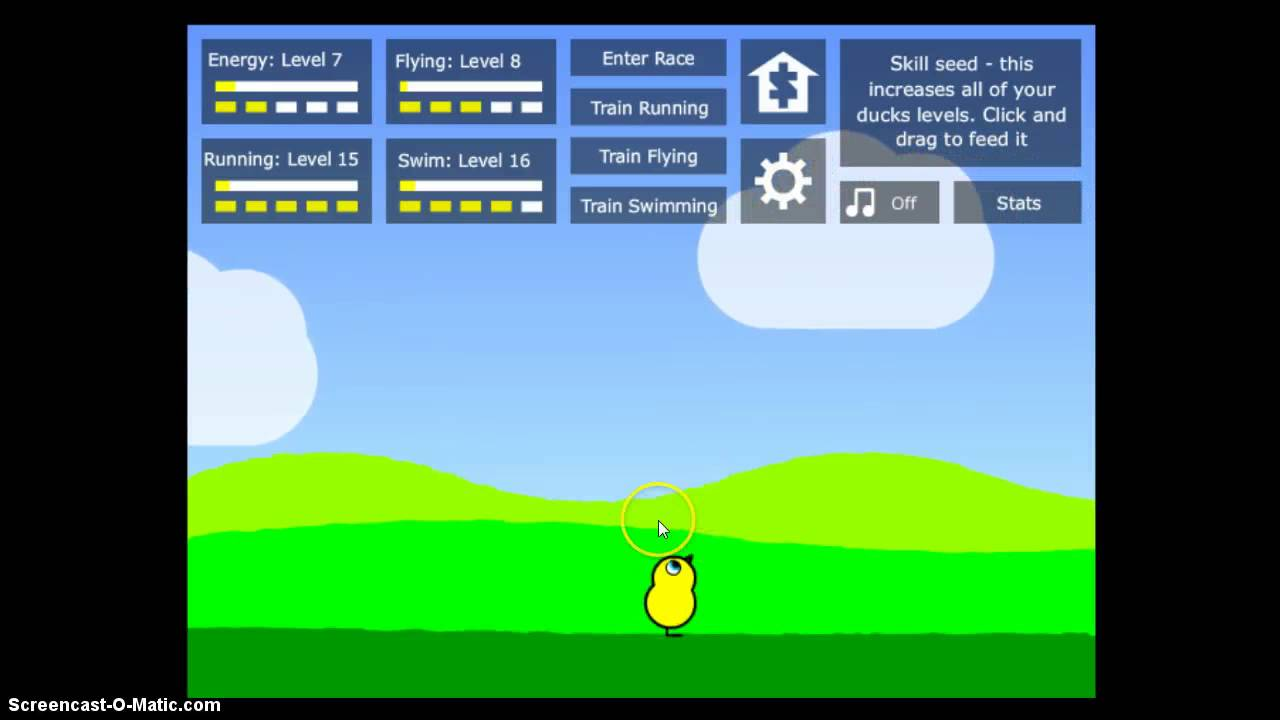 Cool Math Games Duck Life Youtube