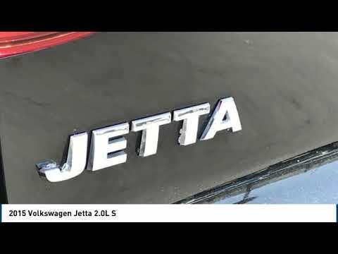 2015 Volkswagen Jetta 2015 Volkswagen Jetta 2.0L S FOR SALE in Corona, CA VP3645