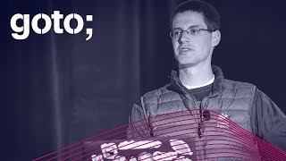 GOTO 2018 • Dino Apps Deserve Love Too! • Michael Irwin