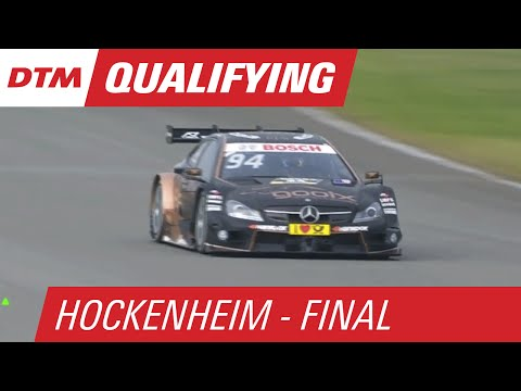 DTM Hockenheim Final 2015 - Qualifying 2 - Re-Live (Volle Länge, Deutsch)