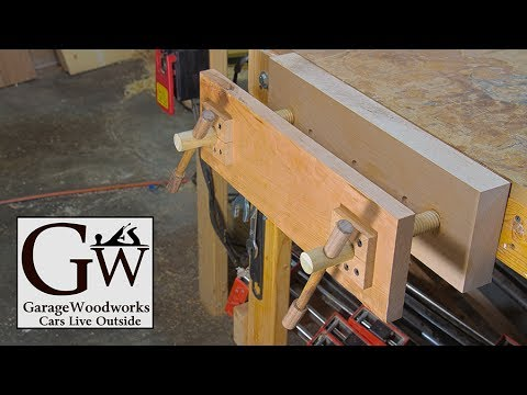 Build A Twin Screw Vise Youtube