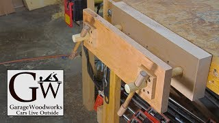 Build a Twin Screw Vise