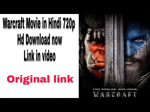 How To Download Warcraft Movie In Hindi 720p Hd Link Youtube