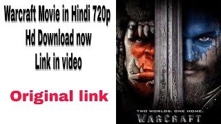 How to download Warcraft movie in Hindi 720p hd link