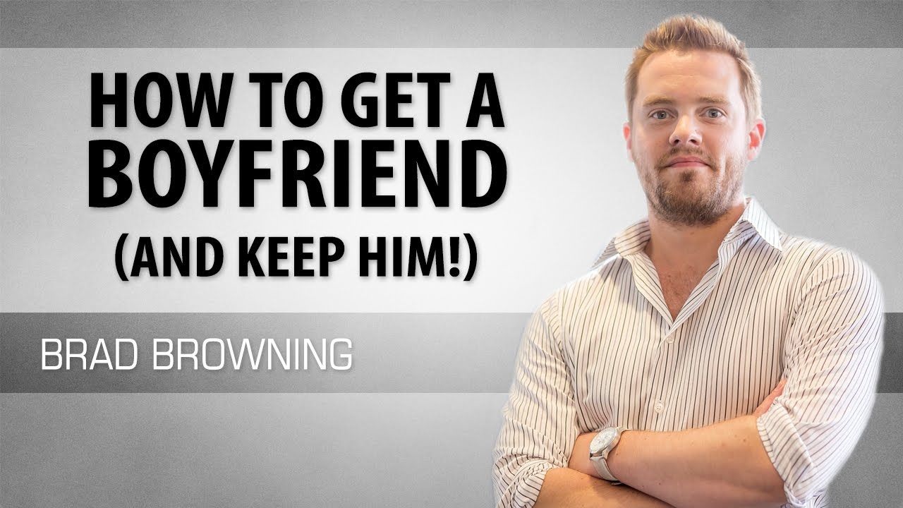 How to charm a man and keep him