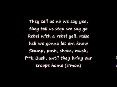 Eminem - Mosh [Lyrics]