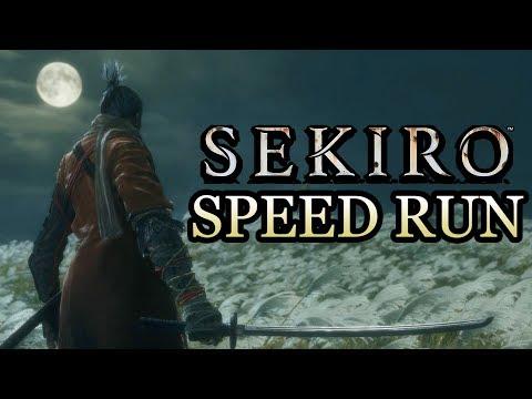 Sekiro : Speed Run