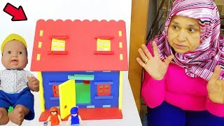 Ayşe and Keremcan New Play Houses & And Ayşe 'Balloon Joke