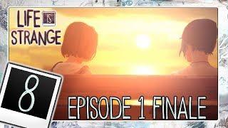 [EPISODE 1 FINALE] LIFE IS STRANGE 🎞️ Part 8: An der Klippe...