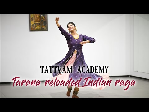 indian-classical-dance-|-one-take-|-kathak-dance-cover-|-tarana-reloaded-|-indian-raga