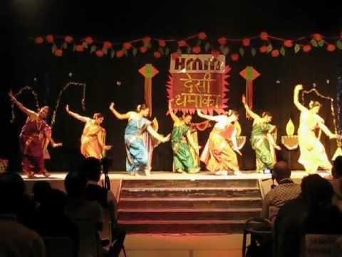 Mathurechya Bajari-HMM Diwali 2012-Lavani