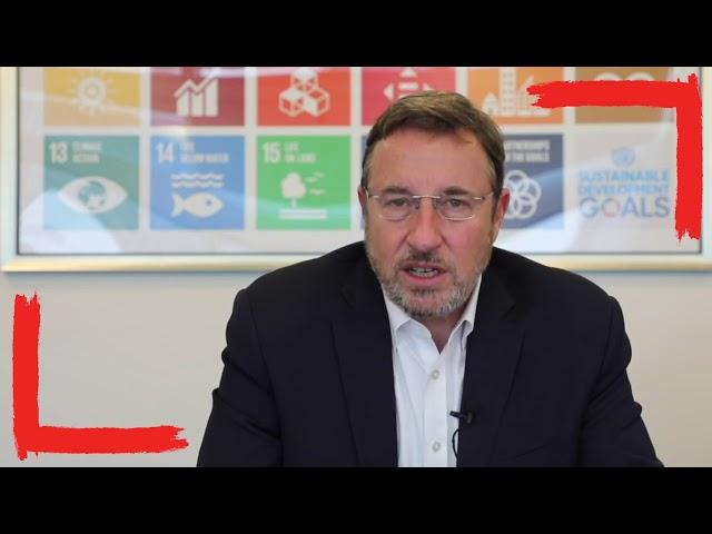 Achim Steiner, Administrator, UNDP #Act4SDGs