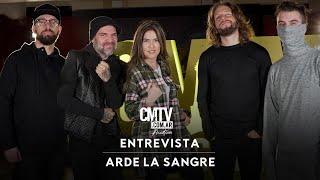 Entrevista Arde La Sangre (CMTV Acústicos - Contenido Extra)