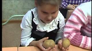 Занятие по теме  Овощи