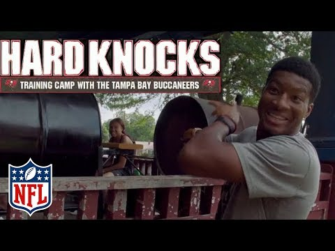 Jameis Winston Gives A Tour Of His Childhood Home | Hard Knocks With The Buccaneers | NFL Films