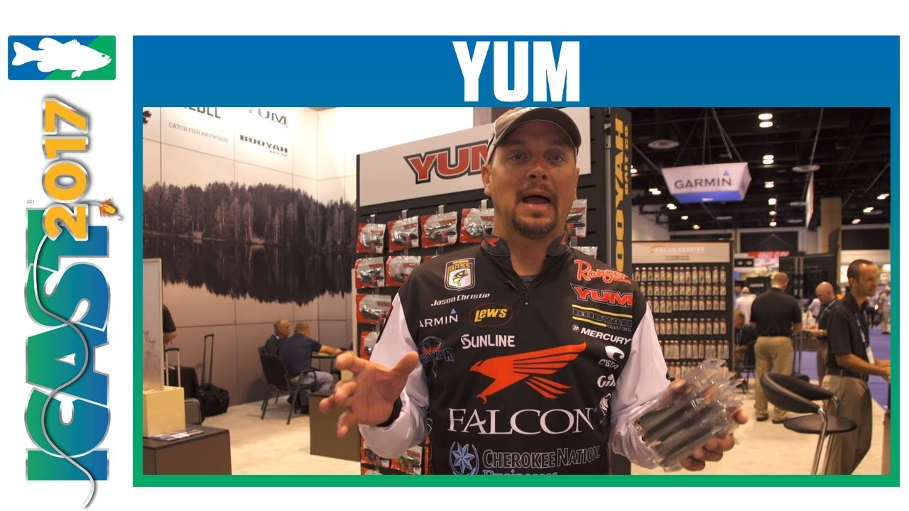 New Yum Money Minnow Colors with Jason Christie | ICAST 2017