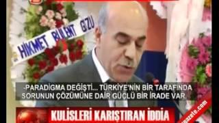 AKP vekili 'PKKya Genel Af Gelebilir' PKKlılar Siyasete Girebilir. AKP-PKK Müzakeresi Devam