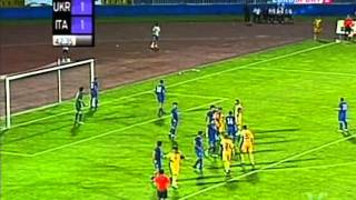 Украина - Италия 3:2. Универсиада 2009 - Финал (голы).