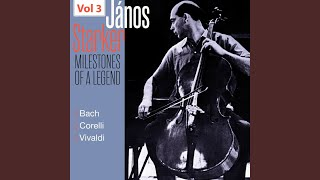Suite für Violoncello Nr. 6 D-Dur, BWV 1012: III. Courante
