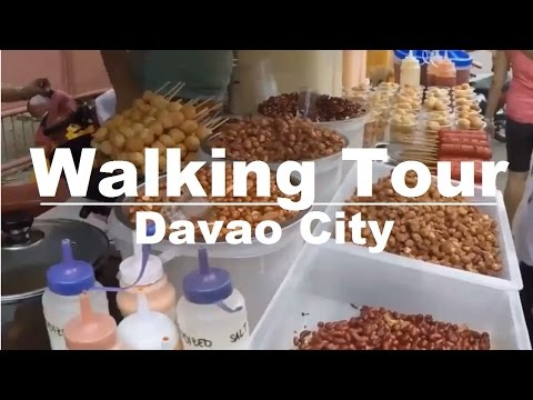 A Walking Tour of Downtown Davao City, Philippines