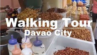 A Walking Tour Of Downtown Davao City Philippines