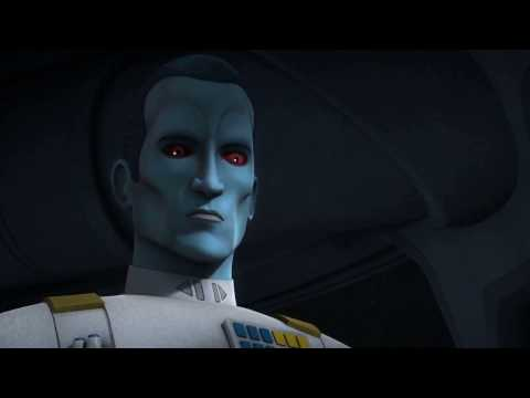 Star Wars Rebels: Konstantine Learns the Consequences of Disobeying Thrawn
