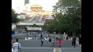 The Odessa Steps in Odessa Ukraine made famous by Eisenstein in the film Battleship Potemkin